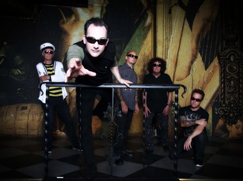 'Evil Spirits' UK Tour: The Damned, Slim Jim Phantom picture