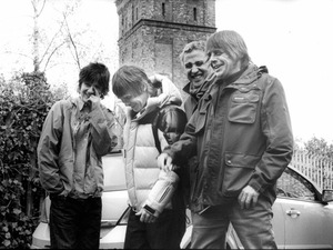 The Stone Roses artist photo