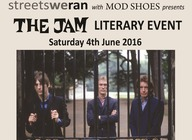 The Jam Literary Event: Nicky Weller, Dennis Munday, Ian Snowball, Stuart Deabill, Derek D'Souza, Drew Hipson artist photo