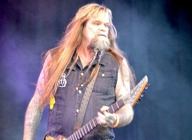 Chris Holmes artist photo