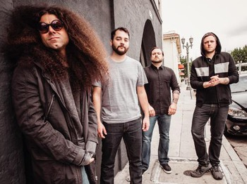 Coheed And Cambria + Arcane Roots + Hawk Eyes picture