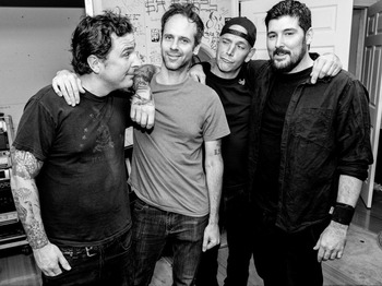 The Bouncing Souls + Make Do And Mend + Cheap Girls picture