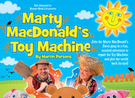Marty MacDonald's Toy Machine artist photo