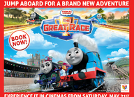 Thomas & Friends: The Great Race artist photo