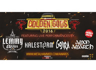 Win tickets to the Metal Hammer Golden God Awards!