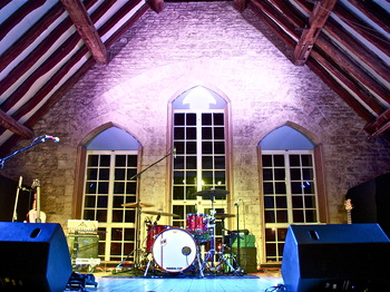 Bishops Cleeve Tithe Barn venue photo