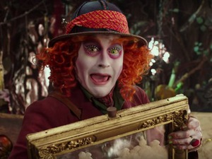 Film promo picture: Alice Through The Looking Glass