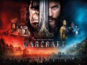 Film promo picture: Warcraft: The Beginning