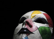 Harlequin in the Ghetto: University of York performers artist photo