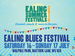 Ealing Blues Festival event picture