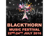 Blackthorn Music Festival added Maximo Park to the roster
