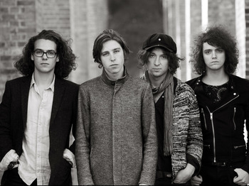 Upstairs In Association With BBC Introducing : Catfish And The Bottlemen picture