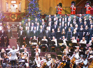 Christmas Classics: London Concert Orchestra, The Royal Choral Society, Fanfare Trumpeters of the Coldstream Guards artist photo