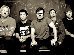 Lagwagon artist photo