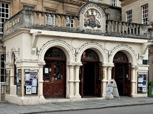 Bath Theatre Royal & Ustinov Studio artist photo
