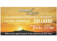 Donington Live - A Classical Concert: Laura Wright, Collabro, The Military Wives, Sinfonia ViVA, Aled Jones artist photo