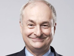 Paul Gambaccini artist photo