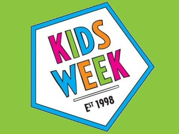 Kids Week 2016 artist photo