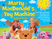 Marty McDonald's Toy Machine event picture