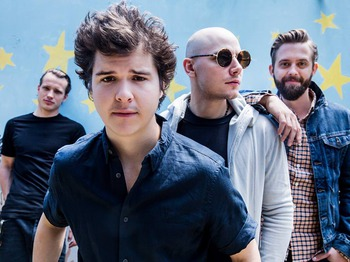 Lukas Graham + Josefin Winther picture