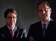 Dean Strang & Jerry Buting artist photo