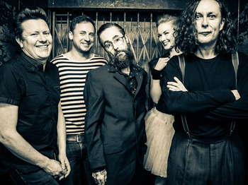 The Wonder Stuff + Erica Nockalls + Ferocious Dog picture