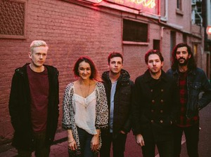 The Paper Kites artist photo