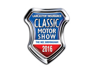 The Lancaster Insurance Classic Motor Show 2016 artist photo
