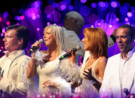 Abba Classics: London Concert Orchestra + Annie Skates + Emma Kershaw + Dean Collison + David Combes + Capital Voices artist photo