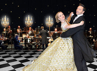 Johann Strauss Gala: The Johann Strauss Dancers, The Johann Strauss Orchestra, Corinne Cowling, John Rigby artist photo