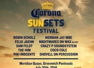 Corona SunSets Festival artist photo
