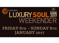 Luxury Soul Weekender artist photo