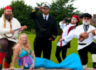 The New Adventures of Captain Pool and his Mersey Mariners! artist photo