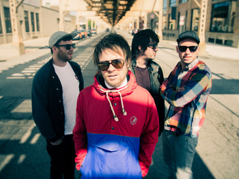 Return To Energiser Tour: Enter Shikari + Hacktivist + Tu Amore picture