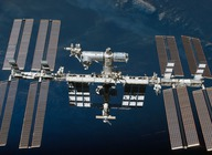 Space Station artist photo