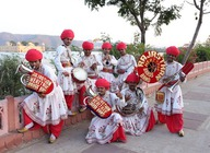 Rajasthan Heritage Brass Band artist photo