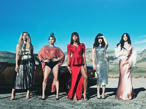 Fifth Harmony artist photo