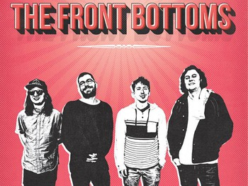 The Front Bottoms artist photo