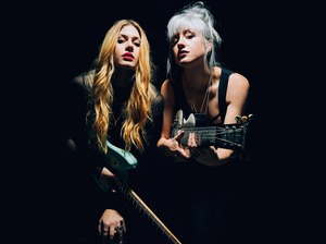 Larkin Poe artist photo
