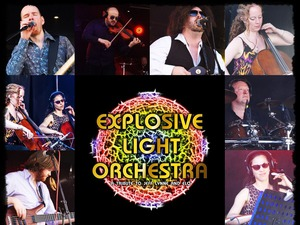 Explosive Light Orchestra - Symphonika artist photo