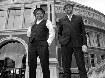 Cockney Christmas Knees Up: Chas & Dave picture