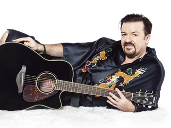 Image result for david brent on tour