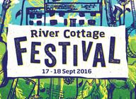River Cottage Festival artist photo