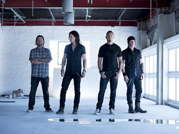 Alter Bridge + Shinedown + Halestorm picture