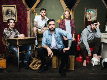 A Day To Remember + Mallory Knox + Every Time I Die + The Story So Far picture