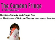 Camden Fringe 2016 artist photo