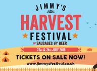 Jimmy's Harvest Festival Of Sausage And Beer 2016 artist photo