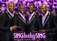 Sing Baby Sing As The Stylistics artist photo
