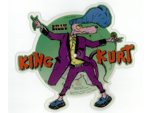 King Kurt artist photo