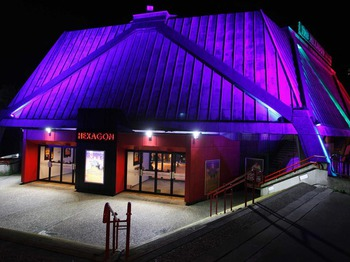Hexagon venue photo